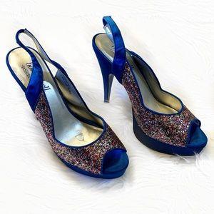 Shoe dazzle Bombshell size 9 1/2 -GUC